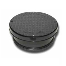 320mm Round Cover and Frame