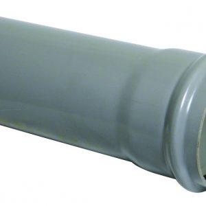 Floplast grey soil pipe 3m