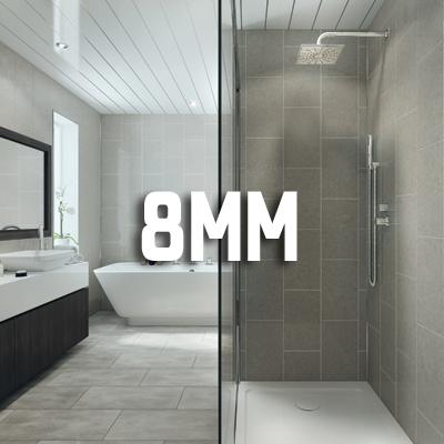 8mm Bathroom Cladding