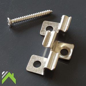 composite decking clip