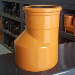 160mm Underground Drainage 160mm 110mm reducer