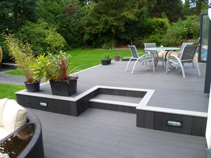 Composite decking main picture