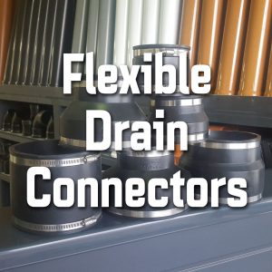 flexible drain connectors