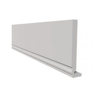 175mm White Ogee Fascia