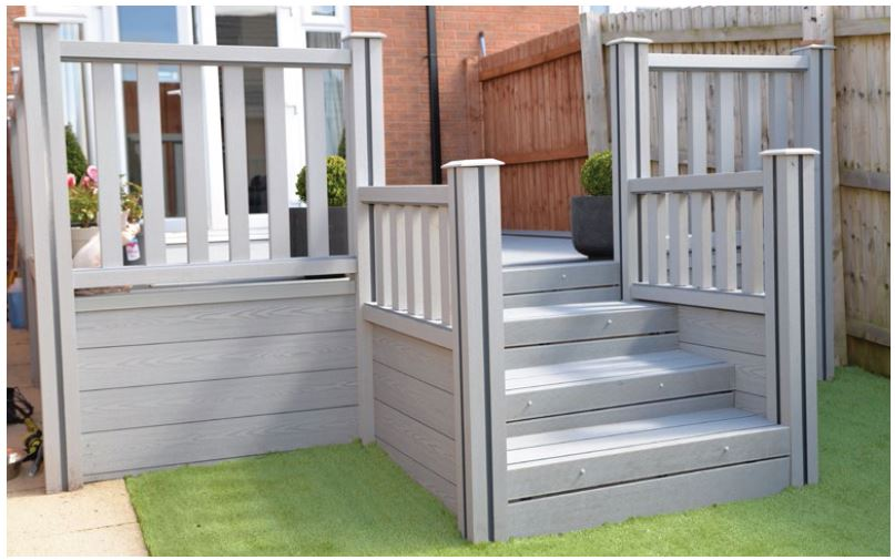 Composite balustrades & railings