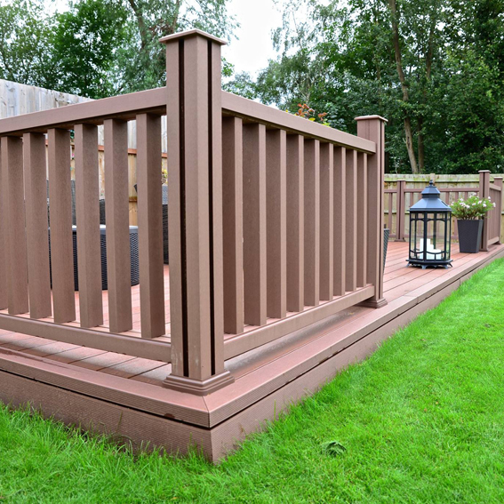 Composite Balustrades and Railings