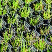 Safety Grass Rubber Mat